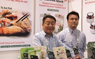 韓流又一波   韓國農水產湧進美國市場