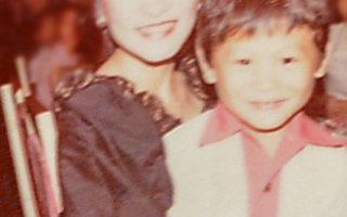 阿Ken秀出童年照:終於盼到和偶像合作