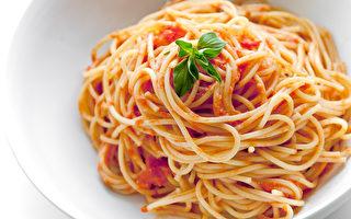 研究發現:義大利麵能維持健康的體態!