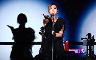 黄美珍台北开唱 与歌迷温馨共度情人节