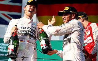F1墨尔本揭幕 延续一队独霸两车争冠局面