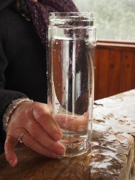 魁北克天然泉水資源豐富,水質清冽甘甜。(Nathalie Dieul / 大紀元)