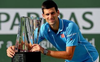 印第安维尔斯网球赛 小德卫冕 新星封后