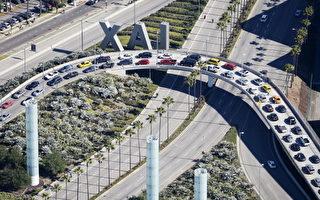 605/10高速交叉路口高架桥即将完工