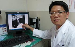 硬颈铁汉险瘫  颈椎管减压化解