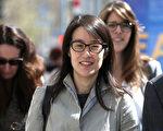 矽谷女高管鮑康如起訴前雇主性別歧視案引發關注。(Justin Sullivan/Getty Images)