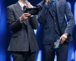 SHINee成员Key及CNBLUE吉他手李正信担任韩国流行音乐节目《M COUNTDOWN》最新主持人。(Channel M提供)