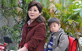 5歲童星第一次拍哭戲 遭王彩樺怒打