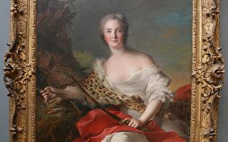 肖像画欣赏--十七世纪法国高雅气质