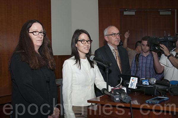 硅谷性别歧视案 华裔女高管鲍康如败诉