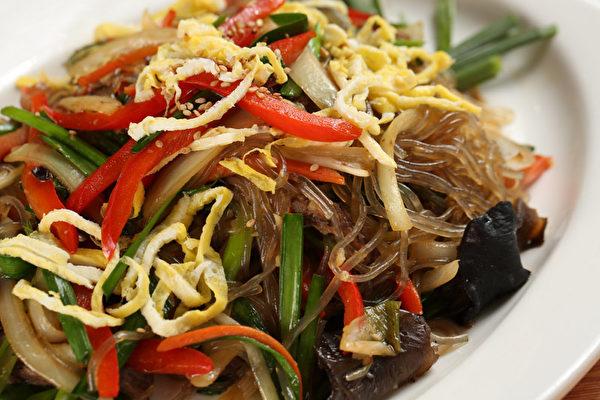 韩式小菜。(张学慧/大纪元)