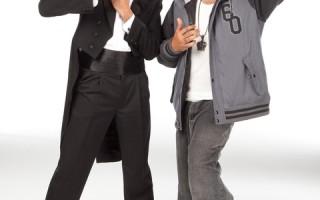 黑人喜劇雙星《阿奇與阿皮》進軍大銀幕