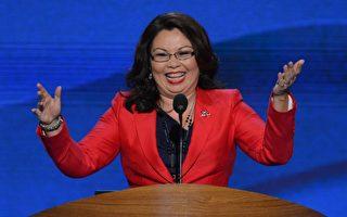 美华裔血统女众议员 宣布竞选参议员