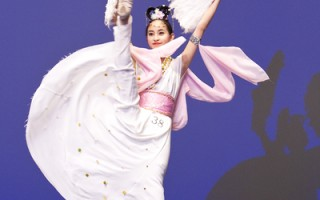 中國宮廷舞(一):西周和春秋戰國時期