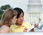 华盛顿D.C.是女性科技人比例最高(37%)的城市。(Jim Giragosian/大纪元)