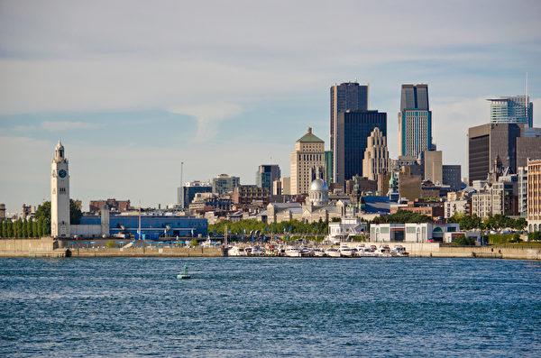 蒙特利爾(Montreal)是加拿大魁北克西南部的城市。在夏天時,蒙特利爾的活動特別多。(Fotolia)