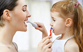 刷牙時易犯的五大錯誤
