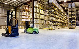 電子商務發展好 倉儲需求達新高