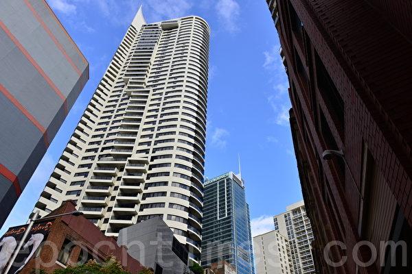 新概念摩天大樓 方位改變影子空間
