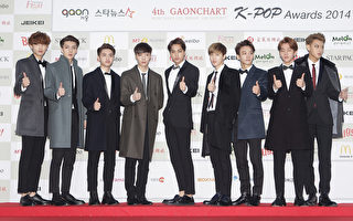 EXO二辑《EXODUS》 蝉联四周HANTEO冠军