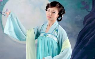 古代文化天上來 服飾璀璨譜春秋(中)