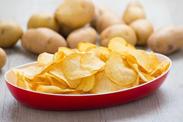 炸薯片(Fotolia)