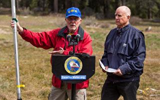 旱情嚴重 美國加州強制實施限水令