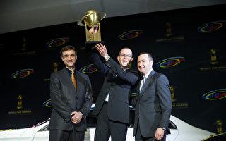 2015世界汽車大獎紐約發佈 奔馳是最大贏家
