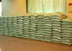 捐贈6500斤白米(仁友愛心家園提供)