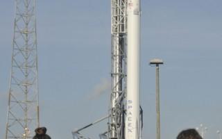 雷击风险 SpaceX火箭发射延后
