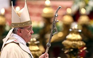 """美籍亚美尼亚人赞教宗""""种族灭绝""""论"""
