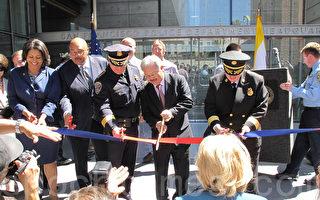 舊金山警察總局喬遷 提供多語種服務