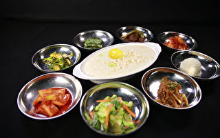 """健康乐道的韩式料理——韩国""""山""""餐厅"""