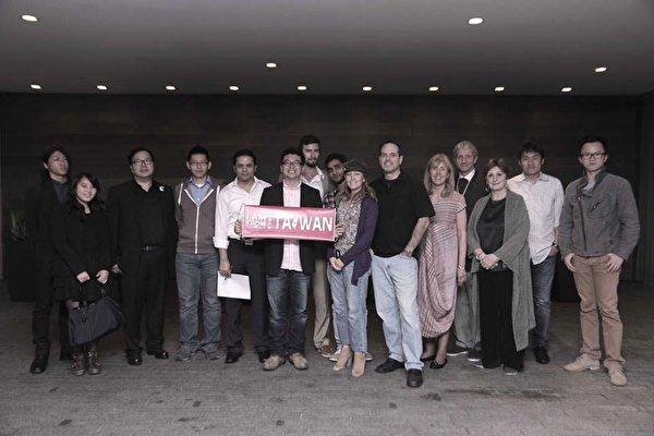 臺灣年輕導演洪馬克,帶著他的短片作品《替生》,為「百大影展計畫」在全世界參展。(洪馬克提供)