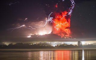 火山频发地震异常增多 科学家找不到原因
