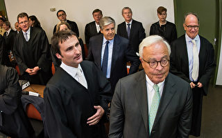 大案!德国最大银行三任总裁齐被告