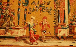 17世纪法国壁毯鉴赏