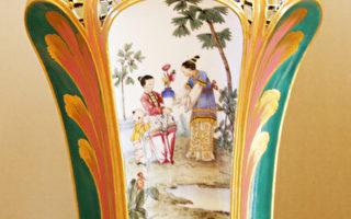17世纪法国欧洲精美瓷器鉴赏
