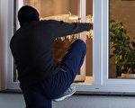 對美國某些城市來說,入室盜竊案件遠高於其它城市,如果在這些城市居住,就一定要鎖好門窗。(fotolia)