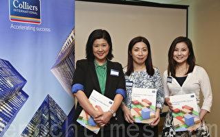香港寫字樓供應少租金升 中資進駐增多