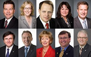 加拿大国会议员:法轮功修炼者感动全世界