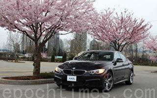 车评: 又一四门房跑 2015 BMW 435i Gran Coupe