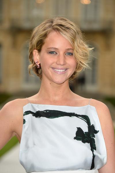 詹妮佛‧勞倫斯(Jennifer Lawrence)。(Pascal Le Segretain/Getty Images)