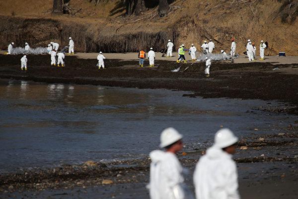 加州漏油公司需提改善 未审核前不得复工