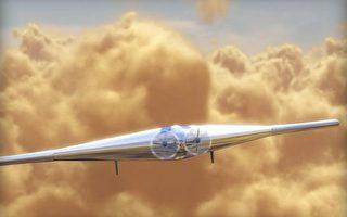 金星太阳能飞船 超强续航力可停留太空1年