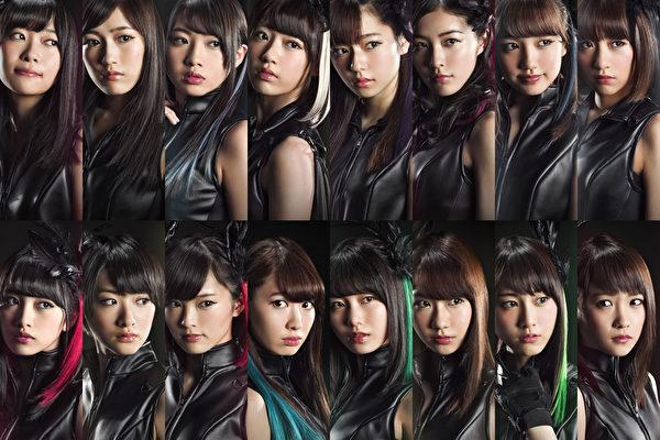 AKB48創下公信榜連續20張首週百萬單曲