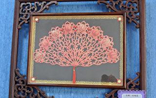 歐式紙蕾絲刺繡  優雅細緻的手藝