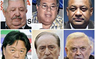 国际足联涉贪 美起诉9高干5企业主管