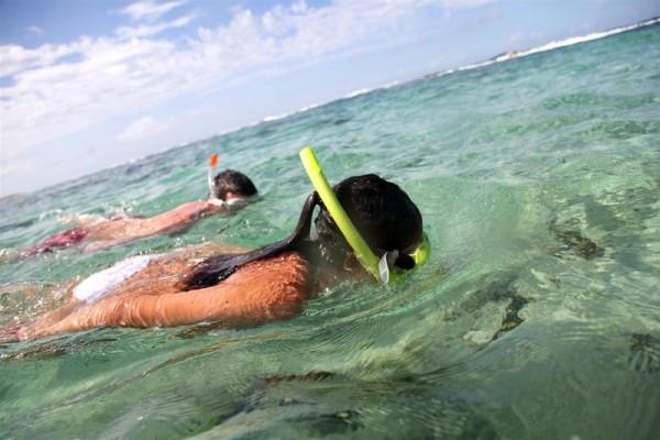 加勒比海洪都拉斯的Anthony's Key度假村。(Anthony's Key提供)