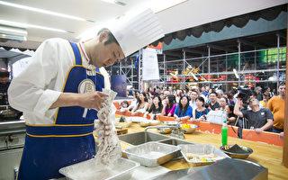 中國五大菜系頂尖廚師決賽在即